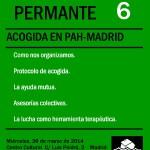 TALLER 6- Acogida en Pah Madrid