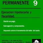 TALLER 9- Ejecución Hipotecaria y Fiscalidad