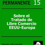 Taller 15 - Tratado de Libre Comercio EEUU-Europa