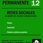 taller 12 Redes Sociales