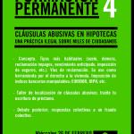 taller 4 Cáusulas Abusivas en Hipotecas
