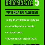 taller 5 Vivienda en Alquiler