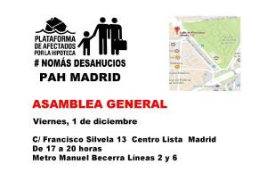 1-12-2017 Asamblea General